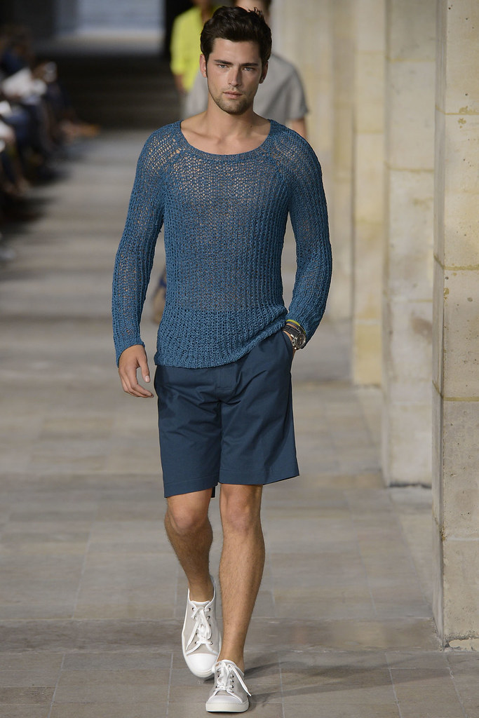 SS13 Paris Hermes011_Sean O'Pry(VOGUE)