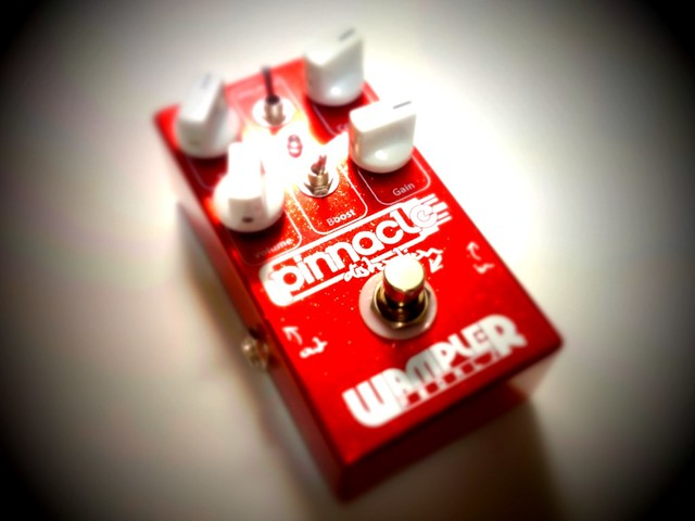 Photo:Wampler Pedals Pinnacle 2 By Mekkjp