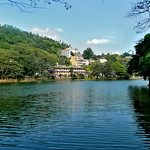 Beautiful Kandy Lake