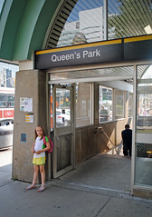 Queen's Park Station by Clover_1