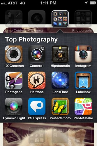 My iPhone Photography Apps