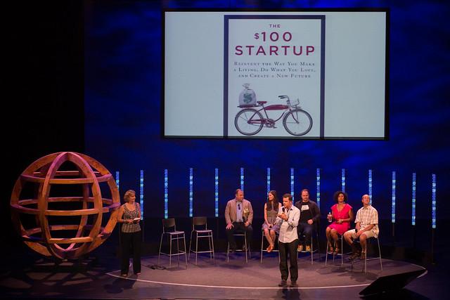 $100 Startup Panel