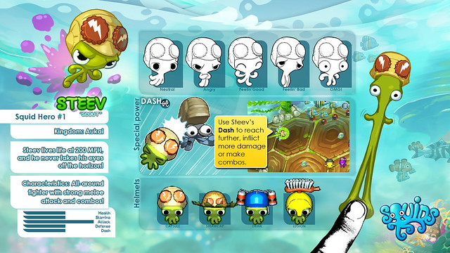 Squids Review (iOS)