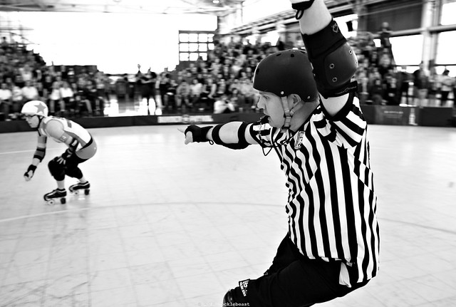 jonny demonic is not lead jammer.