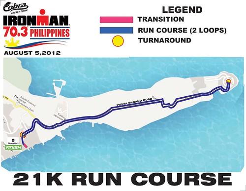 2012 Run Course