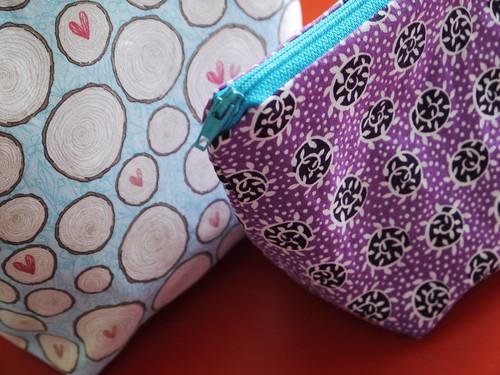 knitting bags!