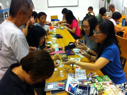 ATC @ Bishan Library Jul 2012