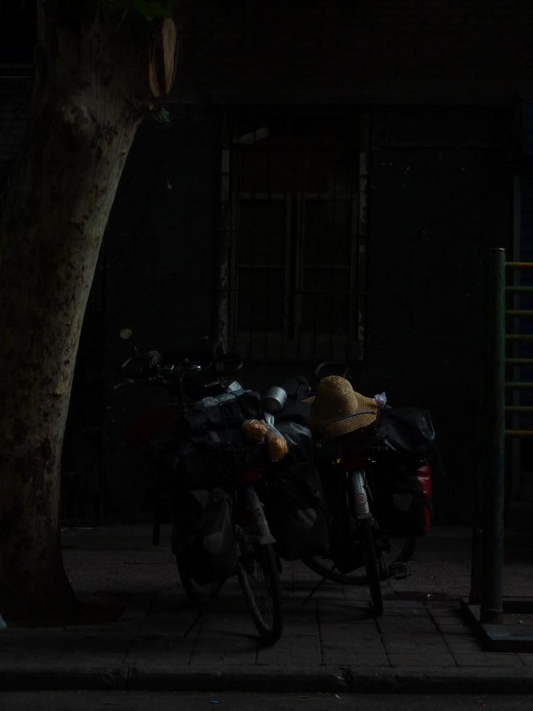Arribada a Xi'an (Shaanxi, Xina)
