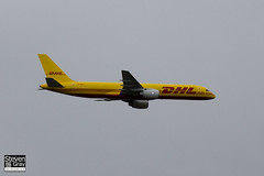 G-BMRJ - 24268 - DHL Air - Boeing 757-236(SF) - Fairford RIAT 2012 - 120707 - Steven Gray - IMG_2147