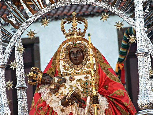 Nuestra Señora de Candelaria, Black Madonna and Child