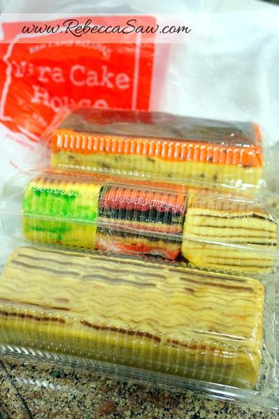 mira cake house - kuching food sarawak