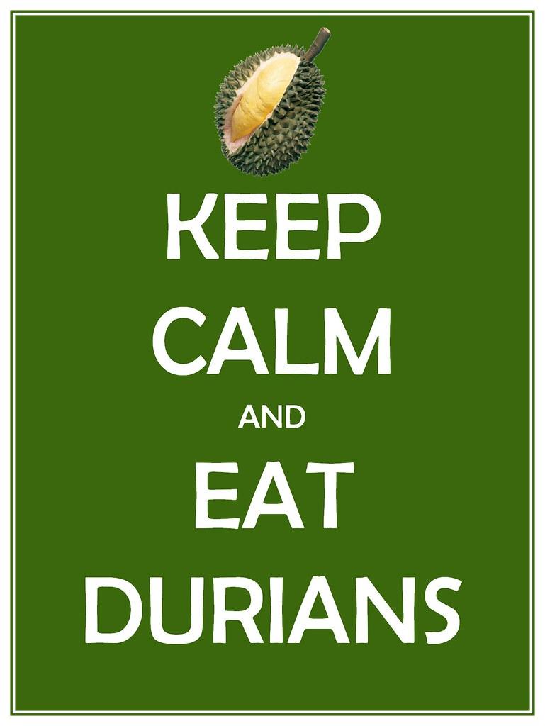 keepcalm_durian