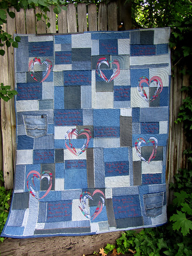 love quilt finished whole by nanotchka
