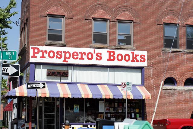 Prospero's Books in Kansas City