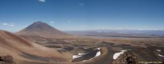 Volcanes y cielo