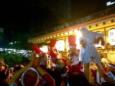 露天神社 例大祭