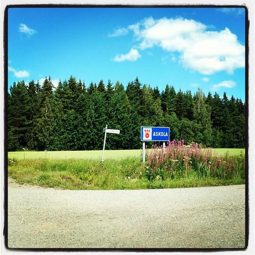 vacation suomi finland july loma 2012 heinäkuu askola