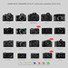 CANON EOS M, PANASONIC LUMIX G5, LX7 & Other cameras comparison 01/10