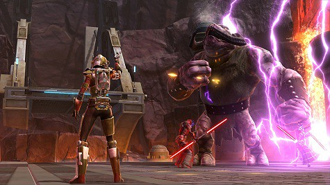 SWTOR Lost Island Flashpoint 'Hard Mode' Guide