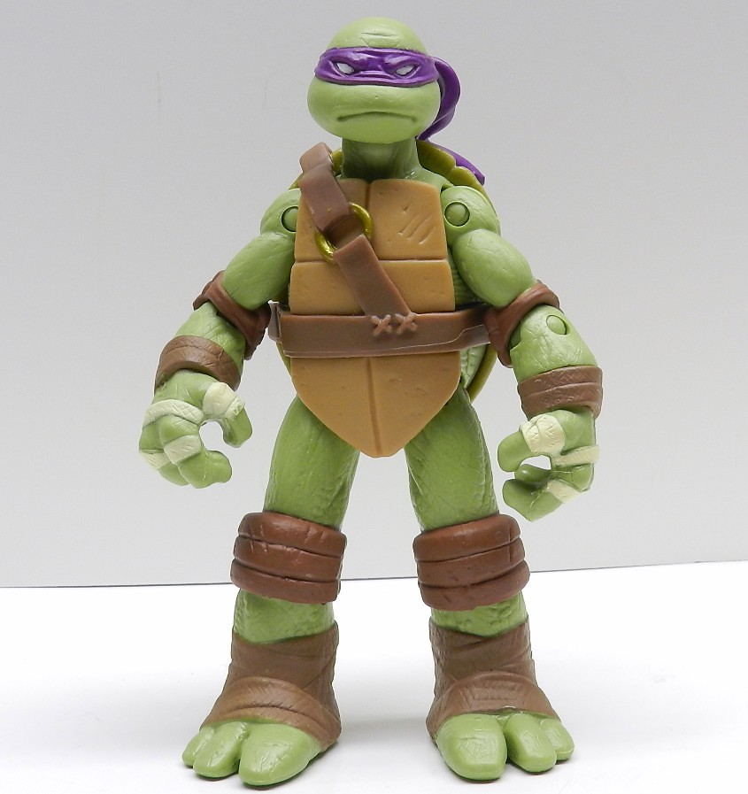 Teenage mutant ninja turtles nickelodeon donatello toy - photo#2
