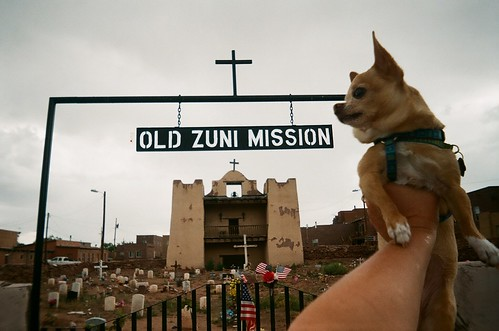 greetings from floyd street zuni mission