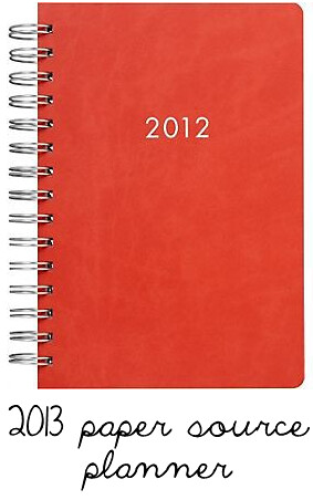 2013 paper source planner