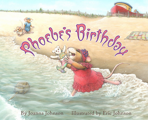 Phoebe's Birthday book