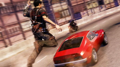 Just Cause 2 Owners to get Free Outfit For Sleeping Dogs