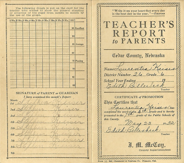 Laurentia Report Card front.jpg