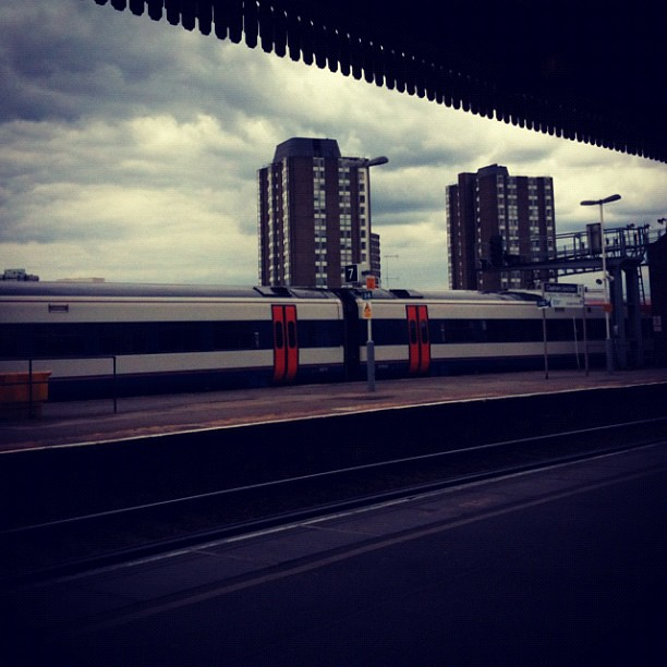 Estación de Clapham Junction en Londres