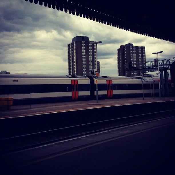Estación de Clapham Junction en Londres
