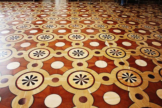 hermitage floor