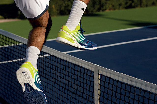 2012 US Open adidas players outfits