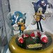 Sonic statue of old and new ~ Sonic Generations Collector's Edition (PS3)