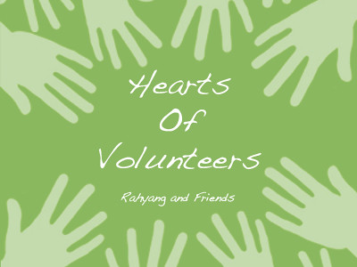 Hearts of Volunteers (continued)