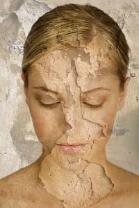 penyebab kulit wajah kering