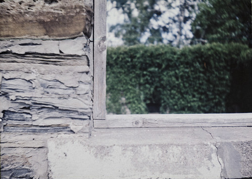 Old Sill - Reclaimed Negative