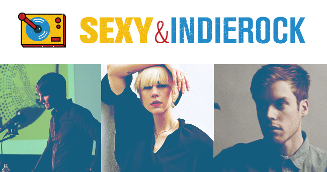 Sexy Week Hot Indie Music I'm A Bear Etc. Glass and Sable
