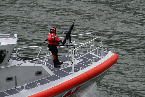 Juneau - Coast Guard Is Ever Vigilant