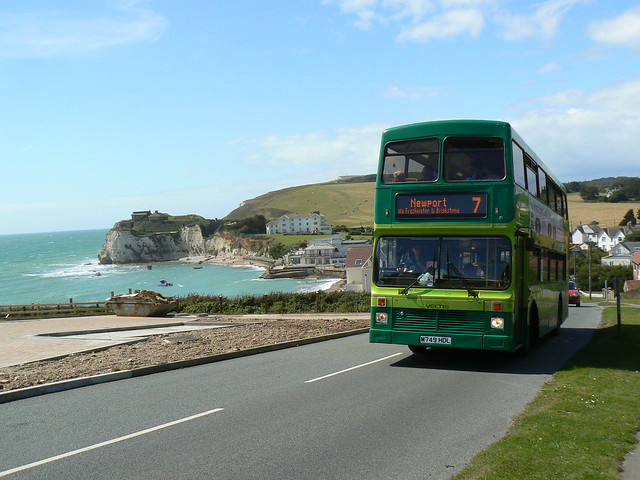 Southern Vectis 749 in Freshwater