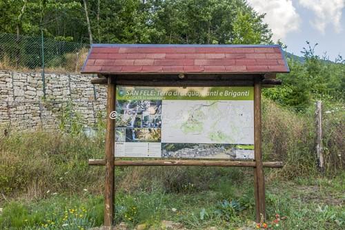San Fele (PZ), 2012, Cascate