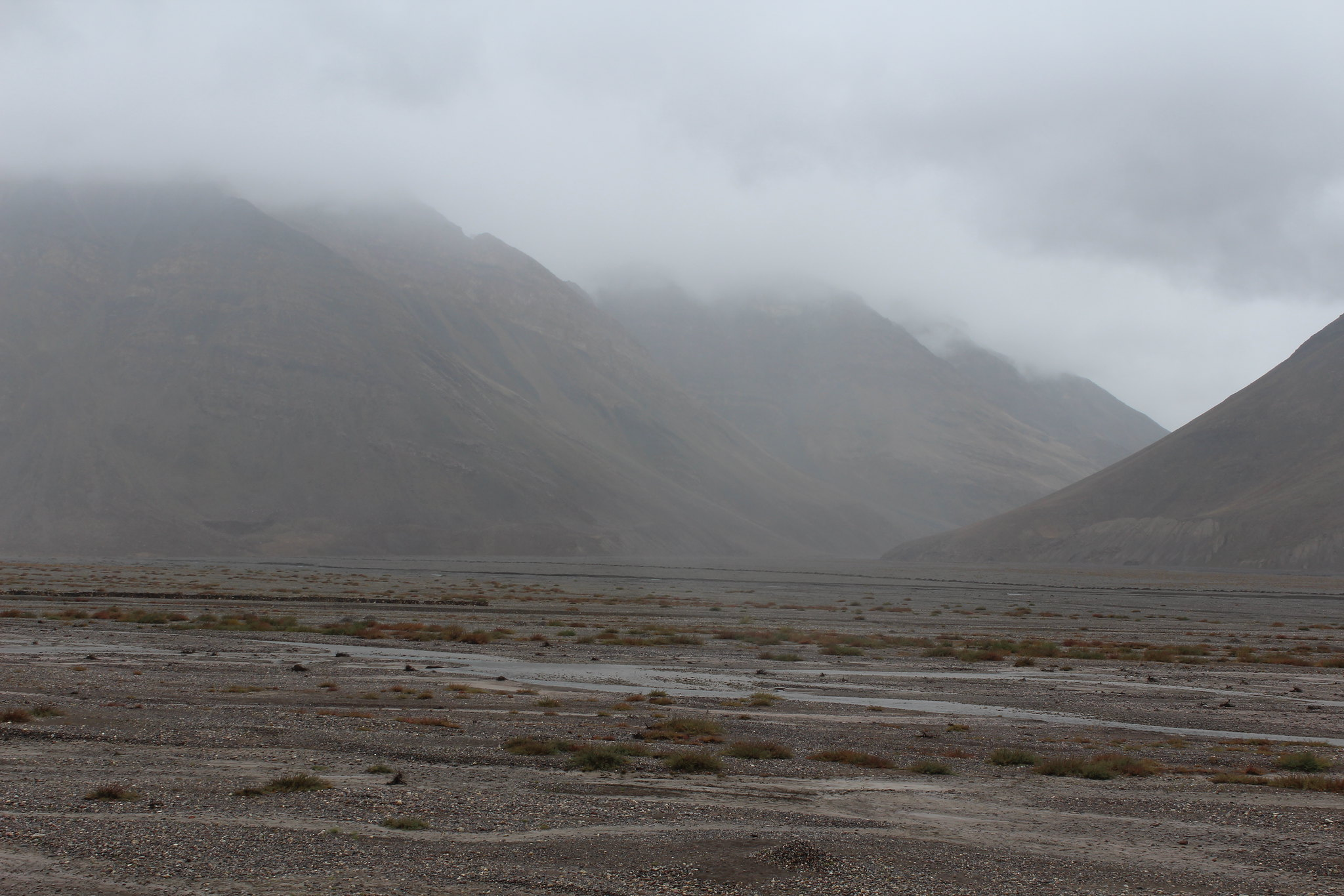 Start of the Spiti Valley