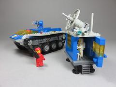 All-Terrain Lab Transporter