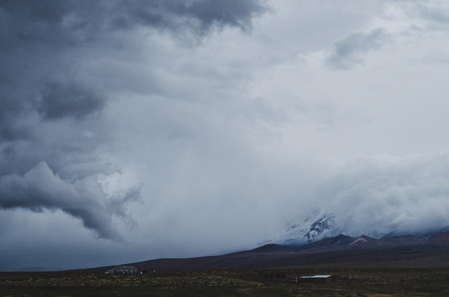 najwyższy szczyt boliwii