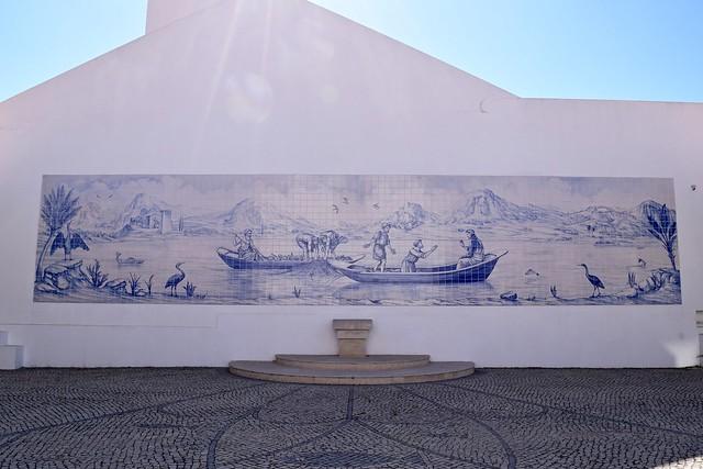 Igreja de São Pedro do Mar, Quarteira