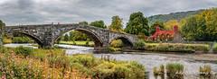 Pont Fawr Bridge Llanrwst