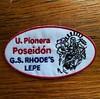 One month after #BlairAtholl2016 we start to organize our new patches and neckerchiefs. Unidad Pionera Poseidon. Grupo Scout Rhode's. Scouts de Lepe, Huelva, Andalucia, España. #ScoutsSpain #ScoutsEspaña #ScoutsEspañaMSC #lepe. We are family.