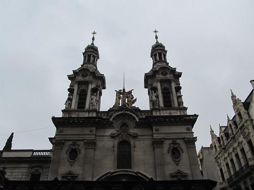 Buenos Aires: la Basilica San Francisco