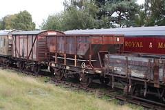 20150923 100 GCR Quorn, BR 25T Iron Ore Hopper HJV B439708