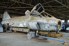 Castle Air Museum - Restoration & Storage Hangars. 4-3-2016